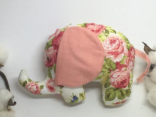 Large Stuffed Elephant