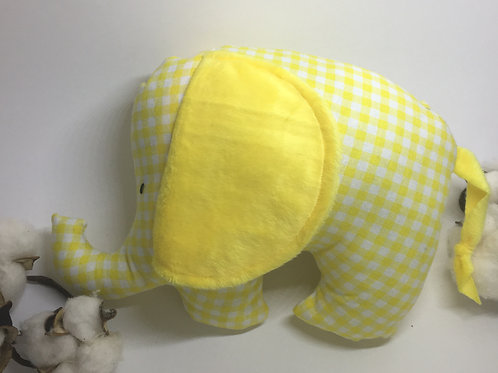 Large Stuffed Elephant