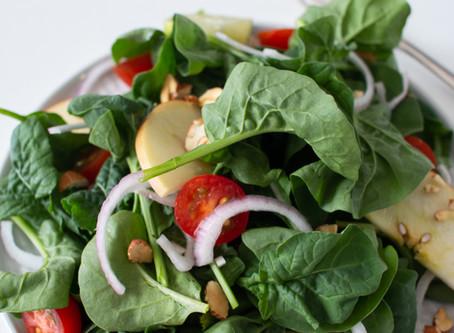 Sparkly Apple Salad