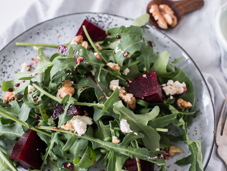 Wild Balsamic Beetroot Salad