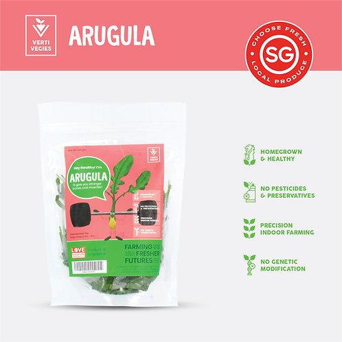 Hey Healthy, I'm Arugula