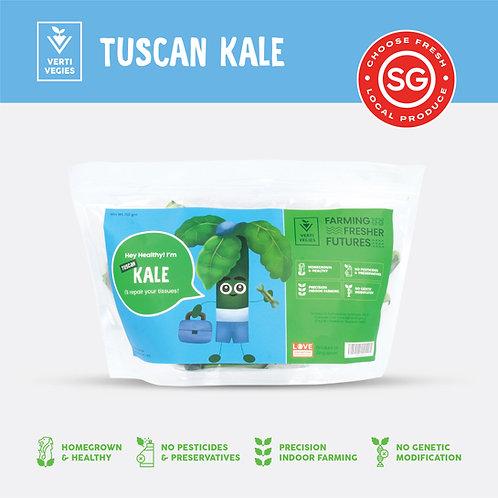 Hey Healthy, I'm Kale