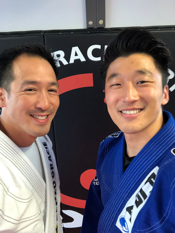 Life Lessons from BJJ