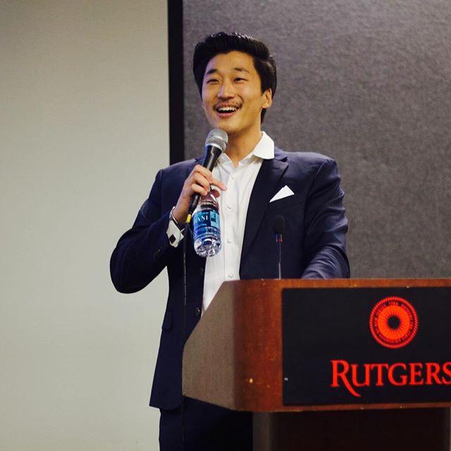 Rutgers PBL speech