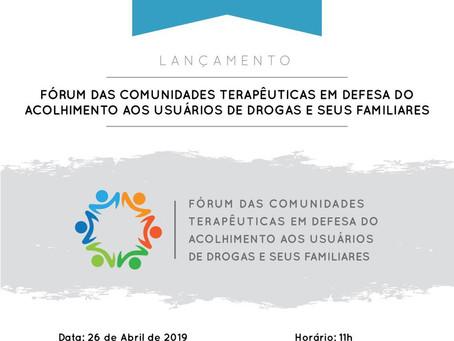 Manifesto em Defesa das Comunidades Terapêuticas