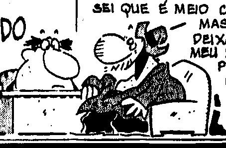 A LÓGICA PERVERSA DO DINHEIRO