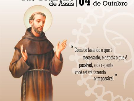 São Francisco de Assis – Quando Não Se Tem Nada, Deus se torna tudo.