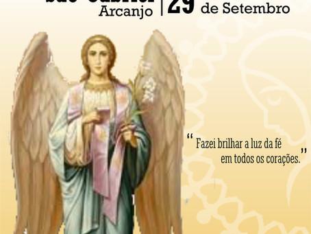 São Gabriel Arcanjo – Deus é Minha Proteção.