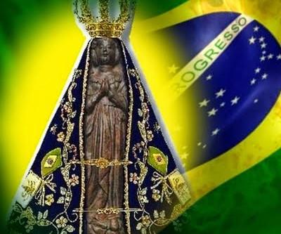 Nossa Senhora Aparecida - Padroeira do Brasil, Viva Nossa Senhora.