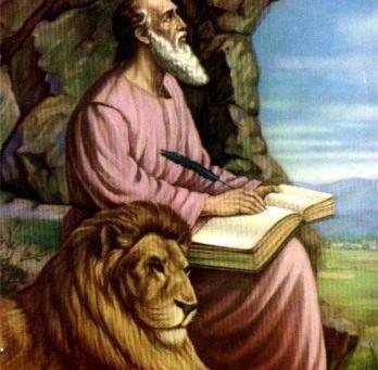 Cristo e São Jerônimo