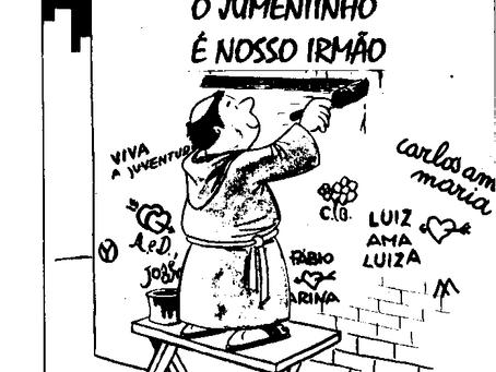 DOMINGO DE RAMOS: Jesus só precisou de um jumentinho