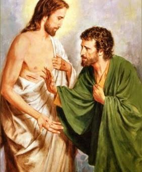 """Meu Senhor e meu Deus!"""