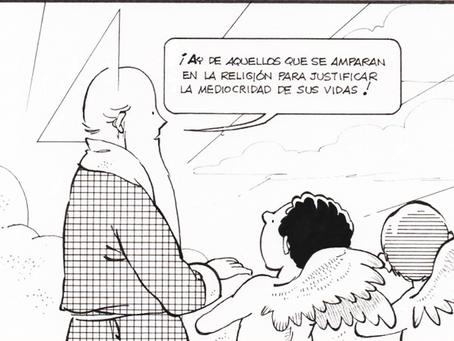 ACEITAR O JOIO NOS HUMANIZA