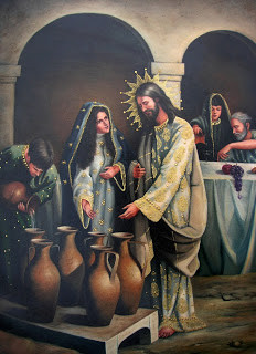 E A MÃE DE JESUS ESTAVA ALI