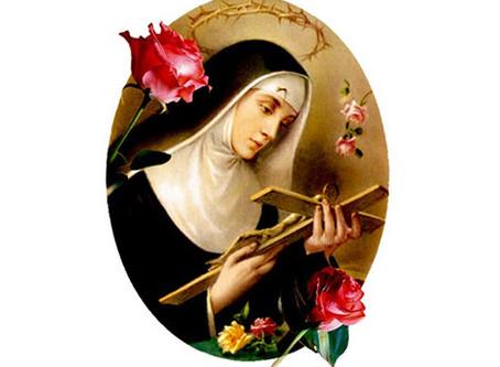 Santa Rita de Cássia: nas dificuldades da vida encontrou o Senhor
