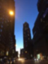 にゅーyニューヨーク 夜景