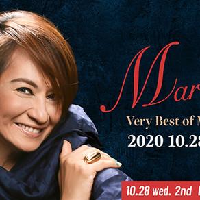 "2020.10.28(水)東京 Marlene ""Very Best of Marlene"""