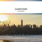 a pastel shade