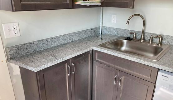 Kitchen in Viscont White - Best Designer Counetrtops of Savannah