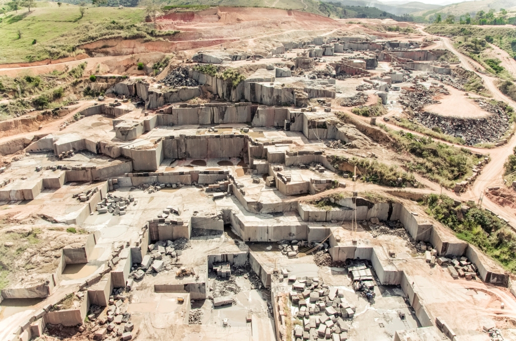 Garpa quarry