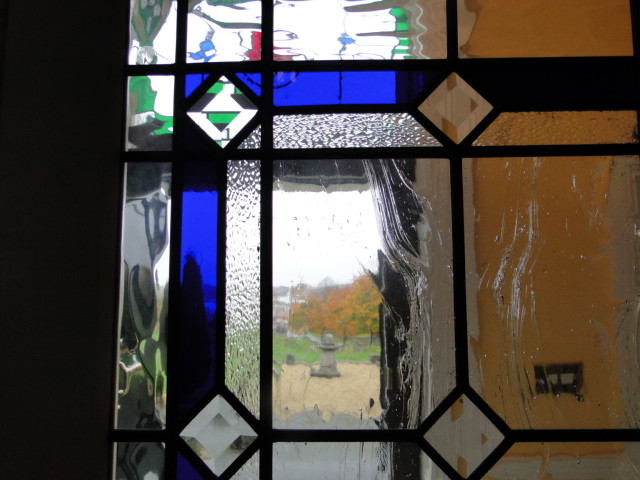 stained glass bevels