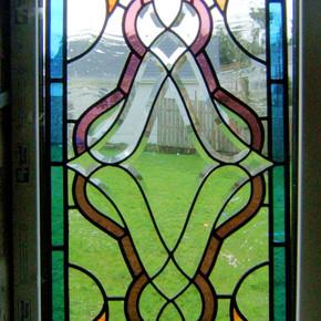 bevel window