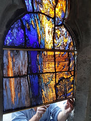 Tom Denny, The Reconciliation window