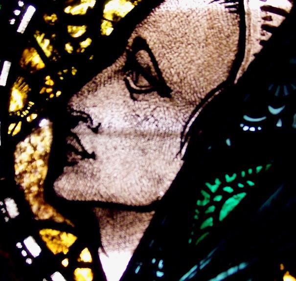 Harry Clarke window