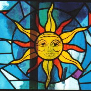 sun sky light