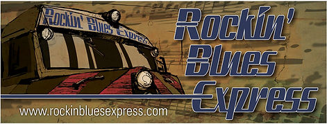 Rockin Blues Express Logo