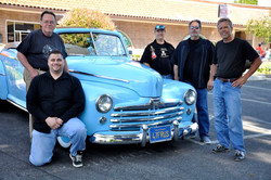 Classic Car Show-American Legion