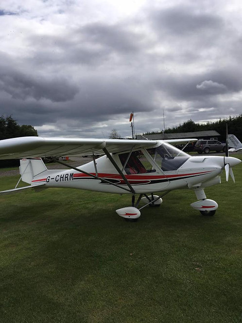 Fixed Wing Flying Lesson 60 Minutes