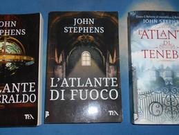 RECENSIONE: la trilogia dei LIBRI DELL'INIZIO - JOHN STEPHENS