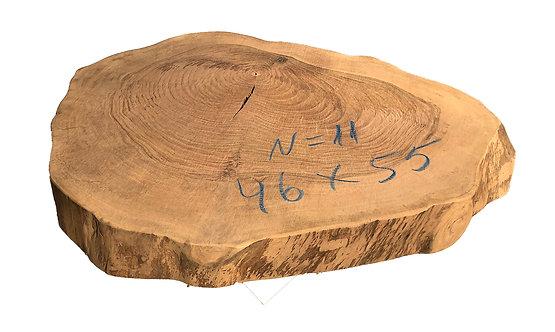 NUSSBAUM BAUMSCHEIBE 46x55x7cm