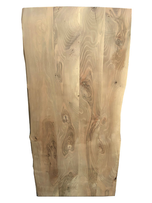 Vollmassive Nussbaum Tischplatte 216x106cm
