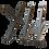 Thumbnail: Tischgestell Spider 130x70x70cm