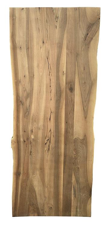 Vollmassive Nussbaum Tischplatte 300x120cm
