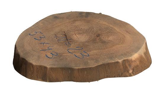 NUSSBAUM BAUMSCHEIBE 53x43x7,5cm