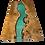 Thumbnail: EICHE EPOXIDHARZ TISCHPLATTE 220x100cm