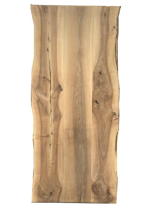 Vollmassive Nussbaum Tischplatte 235x104cm