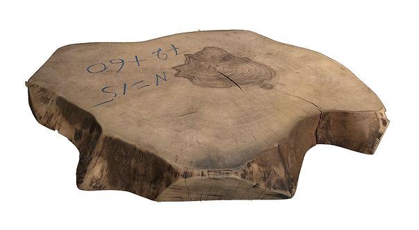 NUSSBAUM BAUMSCHEIBE 72x60x7cm