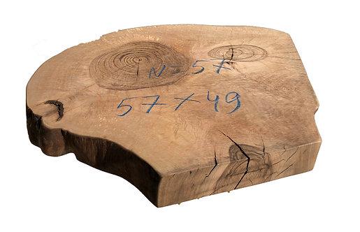 NUSSBAUM BAUMSCHEIBE 57x49x6,5cm