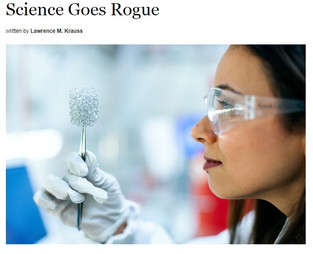 Science Goes Rogue