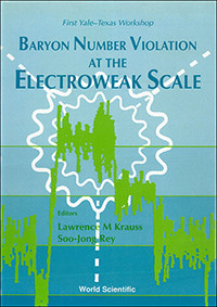 Baryon Number Violation at the Electroweak Scale