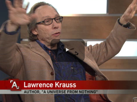 The Agenda with Steve Paikin: Lawrence Krauss: Atheism and the Spirit of Science