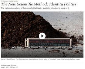 The New Scientific Method: Identity Politics
