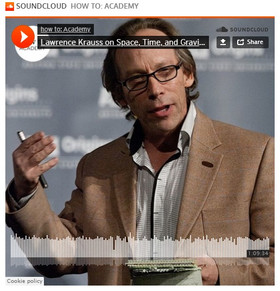 Lawrence Krauss on Space, Time, and Gravitational Waves