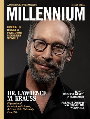 Lawrence Krauss profiled in Millennium Magazine