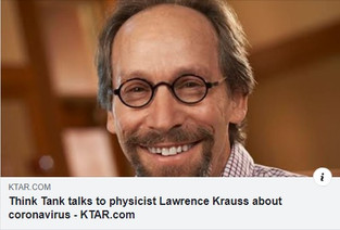 Lawrence Krauss on Think Tank with Mike O'Neill
