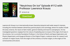 """""""Neutrinos On Ice"""""""